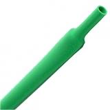 Schrumpfschlauch   6.4mm->3.2mm 1Meter grün