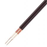 Audio-Kabel    2polig                            gesch.2x0,25mm    tascer    C12