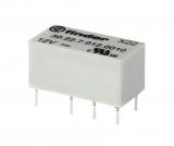 Relais 6VDC  2xUm   2A 250V  Finder  180 Ohm  2 polig