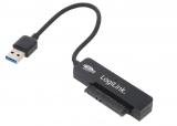 USB 2.0 auf SATA 1 / 2,  IDE   Festplatten-Konverter mit Netzteil