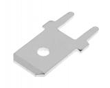 FLACHSTECKER    Fast-on    6.3mm x 0,8mm   printbar