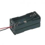 Batteriehalter    4xMignon        AA        Block