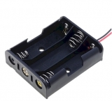 Batteriehalter    3xMignon        AA    flach