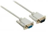 Sub-D    Kabel    2m        9St/9Ku