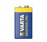 Batterie    9V    VARTA    INDUSTRAL  6F22  580mAh