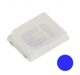 LED SMD Blau PLCC2 2500-3000mcd 2.9V 150mA