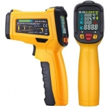 Thermometer PAN IR-7800+ Infrarot -50..800°C 12:1 mit Laser Messkreis