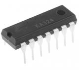 KA324 4 fach Operationsverstärker 3...32 V PDIP, 14-Pin