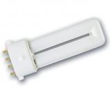 Energiesparlampe 9W 2G11 4-Stift weiß 840 145mm