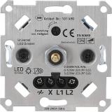 Dimmer Universal für dimmbare Led und Energiesparlampen für Unterputzdose