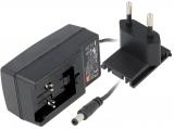 Steckernetzgerät 24VDC 1,25A 30W 5,5/2,1mm