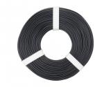 Litze 0,25 1 pol. schwarz 10m