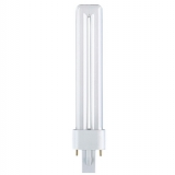 Energiesparlampe 7W/827 Dulux S G23 2 Stift