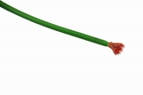 LITZE 2,5mm grün flexibel