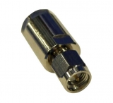 FME Stecker -> SMA Stecker Adapter