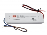Netzgerät für Led 12VDC 100,2W 8,5A Wasserdicht  IP67