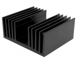 Kühlkörper 100x120x50mm 0.7K/W SK57-100SA fischer