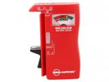Batterietester für Rund- und Knopfzellen digital VARTA