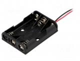 Batteriehalter 3xMicro Type AAA