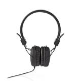 Kopfhörer drehbare Ohrpol stereo mit  abnehmbares Kabel und Micro