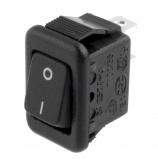 Wippschalter Micro 1pol. EIN EIN 250V/3A 15x10mm