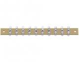 Lötleiste Länge 120 mm mit Lötösen