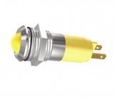 Signallampe LED gelb 230V AC Ø14,2mm