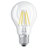 E27 230V 7,5W 800lm klar Led Filament 2700k dimmbar