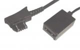 Telefonverlängerung 10M TST Stecker auf TST Kupplung