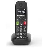 Telefon Gigaset E290 Dect SLT Clip große Tasten