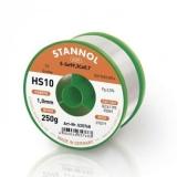 Lötzinn 250g 1mm Sn99Cu1 Stannol ECOLOY HS10 TC