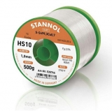 Lötzinn 500g 1mm Sn99Cu1 Stannol ECOLOY HS10 TC