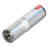 XLR    Adapter    XLR-Stecker -> Klinkenkupplung    NA3MJ