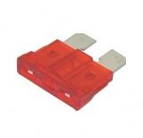 10A    32V                                                                        KFZ-Stecksicherung    rot