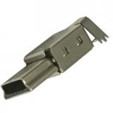 USB    Stecker    mini    mit                    Lötanschluß    5pol.