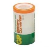 Batterieadapter    AA->C->D            2    Stück