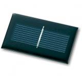 Solarzelle    0,5V    400mA                46x76mm        -20°C    bis    +80°C