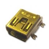 USB    Buchse    Typ    B    mini    SMD90°    winkel    5pol.