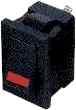 Wippschalter    1pol.EIN    AUS250V/3A    21x15mm    LED-rot