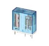 Relais    24VDC        1xUm                            10A/250V    5pin    RM10