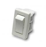 Wippschalter    1pol.EIN    AUS230V/2A    20,2x14    weiß