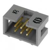 PFOSTEN-VERB.    Stecker        6    pol.    RM    2,54    printbar