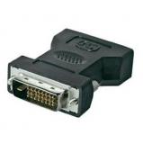 DVI    -D    Stecker    auf    DVI-I    Kupplung    Adapter