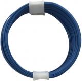 Litze    0,04    1pol.    blau    10m