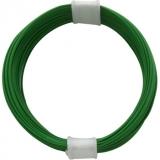 Litze    0,04    1pol.    grün    10m