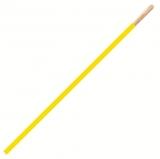 Litze    0,14    1    pol.    gelb            10M