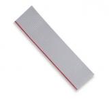 FLACHBANDKABEL    AWG-28                RM1,27    26p    grau/makierung