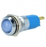 Signallampe    LED    blau                    12...14V    DC/AC    Ø14.2mm