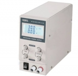 Labornetzgerät    0..30V                0..10A    2x    Display        AX-301
