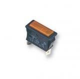 Signallampe    250VAC                            30x14mm    orange